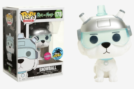 Ultimate Funko Pop Rick and Morty Figures Checklist and Gallery 17