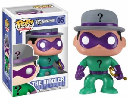 Ultimate Funko Pop Riddler Figures Checklist and Gallery 1