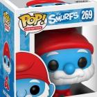 2017 Funko Pop Smurfs Vinyl Figures