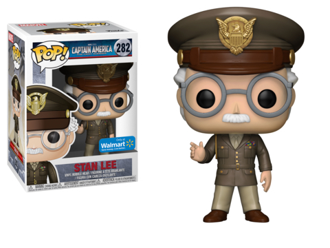 Ultimate Funko Pop Stan Lee Figures Checklist and Gallery 29