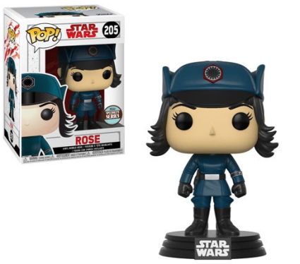 Funko Pop Star Wars Last Jedi Vinyl Figures 49