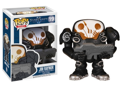 Funko Pop StarCraft Vinyl Figures 26