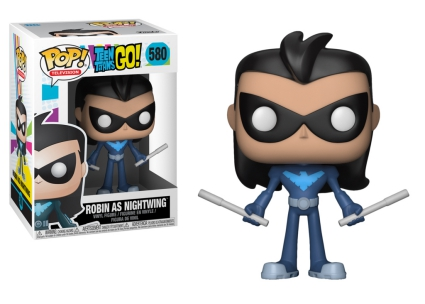 Funko Pop Teen Titans Go Vinyl Figures Guide and Gallery 43