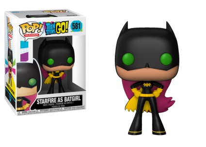 Funko Pop Teen Titans Go
