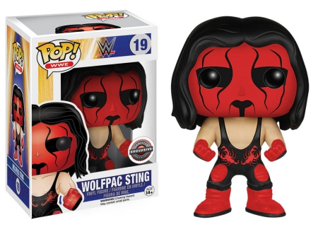 Ultimate Funko Pop WWE Figures Checklist and Gallery 34