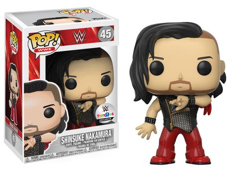 Ultimate Funko Pop WWE Figures Checklist and Gallery 65