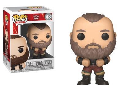 Ultimate Funko Pop WWE Figures Checklist and Gallery 70