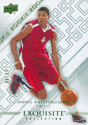 Top Giannis Antetokounmpo Rookie Cards 13