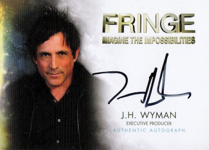 2012 Cryptozoic Fringe Seasons 1 and 2 Autographs Include Meghan Markle 16