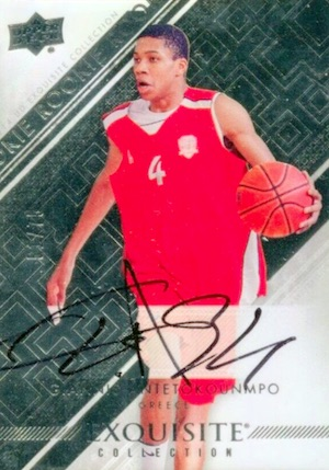 Greek Freak! Top Giannis Antetokounmpo Rookie Cards 14