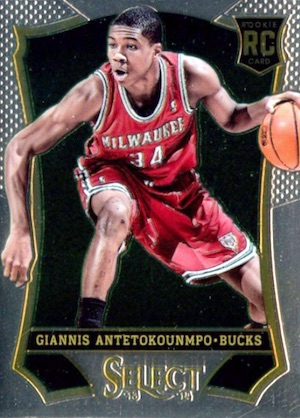 Greek Freak! Top Giannis Antetokounmpo Rookie Cards 1