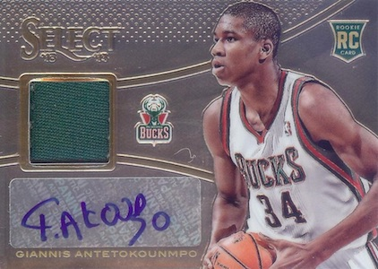 Greek Freak! Top Giannis Antetokounmpo Rookie Cards 2