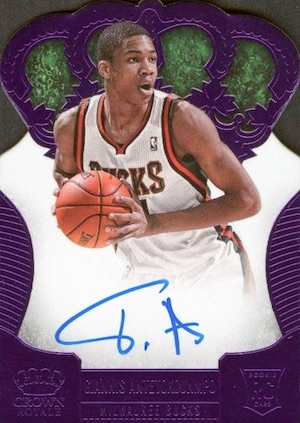 Greek Freak! Top Giannis Antetokounmpo Rookie Cards 11