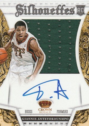 Greek Freak! Top Giannis Antetokounmpo Rookie Cards 12