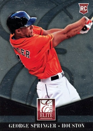 MVP! Top George Springer Rookie Cards and Key Prospects 5