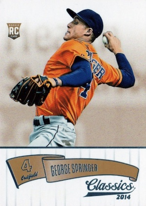 Top George Springer Rookie Cards and Key Prospects 12