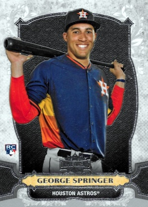 Top George Springer Rookie Cards and Key Prospects 26