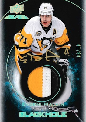 2016-17 Upper Deck Black Hockey Cards 24
