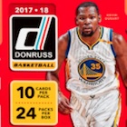 2017-18 Donruss Basketball Cards