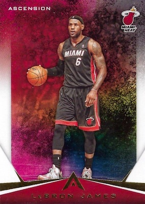 2017-18 Panini Ascension Basketball Cards 23