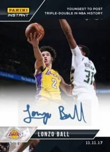 2017-18 Panini Instant NBA Basketball Cards 27