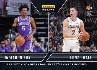 2017-18 Panini Instant NBA Basketball Cards 28