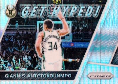 2017-18 Panini Prizm Basketball Cards 28