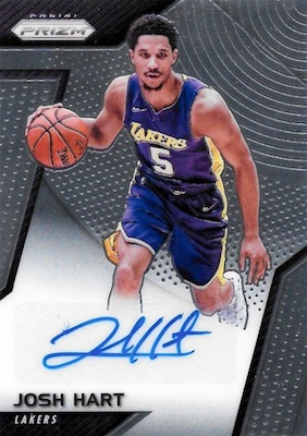 2017-18 Panini Prizm Basketball Cards 25
