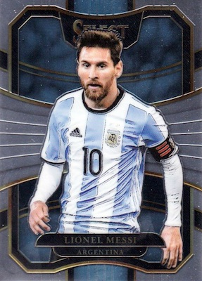 2017-18 Panini Select Soccer Cards 23