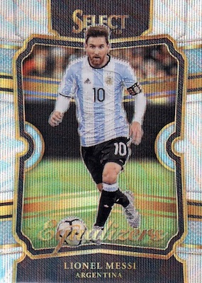 2017-18 Panini Select Soccer Cards 4