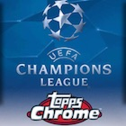 2017-18 Topps Chrome UEFA Champions League Soccer Cards
