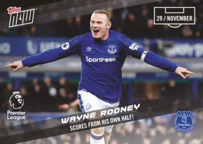 2017-18 Topps Now Premier League Soccer Cards 15