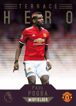 2017-18 Topps Premier League Gold Soccer Cards 4