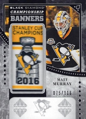 2017-18 Upper Deck Black Diamond Hockey Cards 32