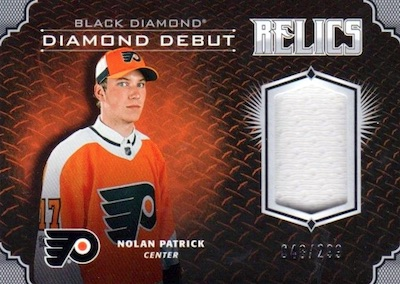 2017-18 Upper Deck Black Diamond Hockey Cards 34