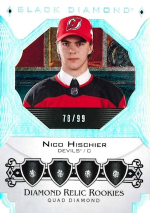 2017-18 Upper Deck Black Diamond Hockey Cards 3