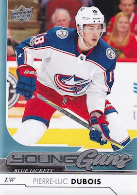 2017-18 Upper Deck Young Guns Guide and Gallery 4