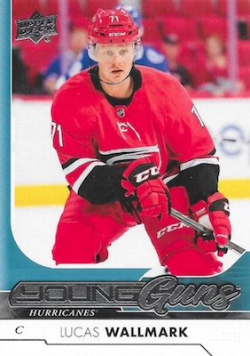 2017-18 Upper Deck Young Guns Guide and Gallery 7