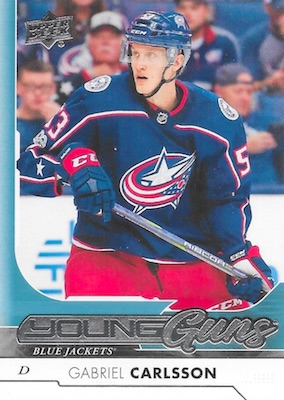 2017-18 Upper Deck Young Guns Guide and Gallery 15