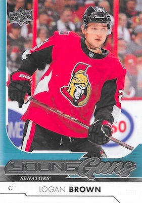 2017-18 Upper Deck Young Guns Guide and Gallery 17