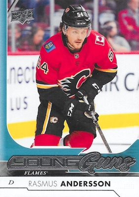2017-18 Upper Deck Young Guns Guide and Gallery 18