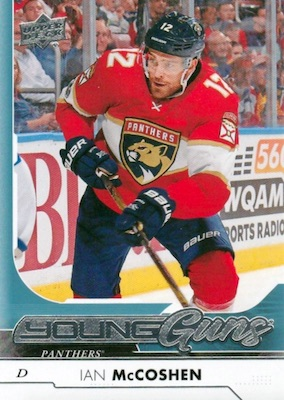 2017-18 Upper Deck Young Guns Guide and Gallery 20