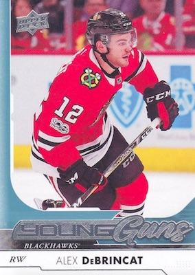 2017-18 Upper Deck Young Guns Guide and Gallery 21