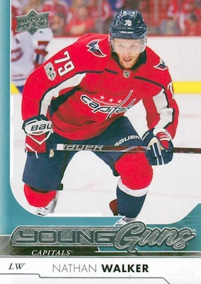 2017-18 Upper Deck Young Guns Guide and Gallery 23