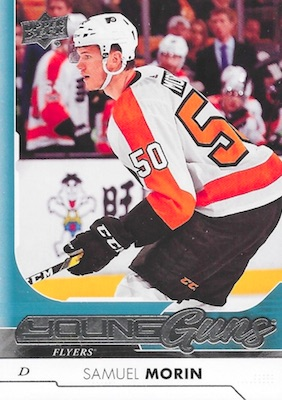 2017-18 Upper Deck Young Guns Guide and Gallery 26