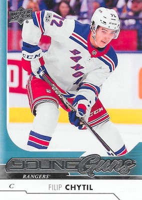 2017-18 Upper Deck Young Guns Guide and Gallery 27