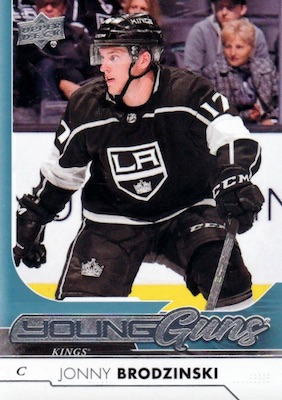 2017-18 Upper Deck Young Guns Guide and Gallery 31