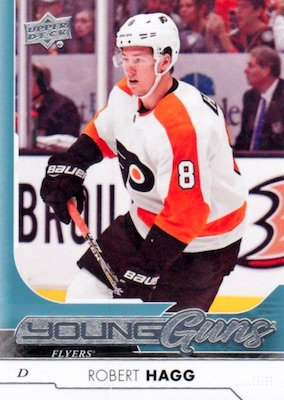2017-18 Upper Deck Young Guns Guide and Gallery 32