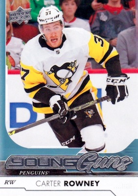 2017-18 Upper Deck Young Guns Guide and Gallery 43