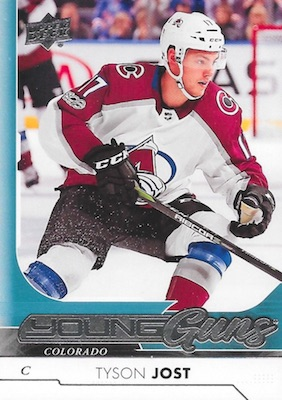 2017-18 Upper Deck Young Guns Guide and Gallery 46